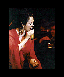Adela Dalto Performs